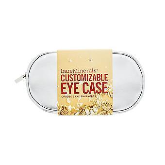 Bare Minerals Customizable Eye Case - Silver - Empty Case
