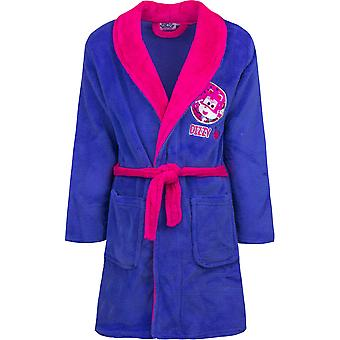 Super wings girls robe dressing gown dizzy sws2136rob