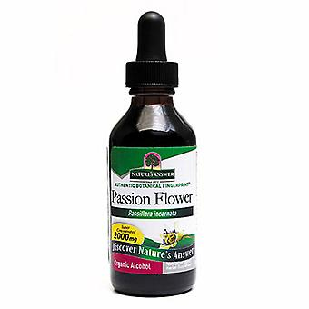 Nature's Answer Passion Flower, Extract 2 FL Oz