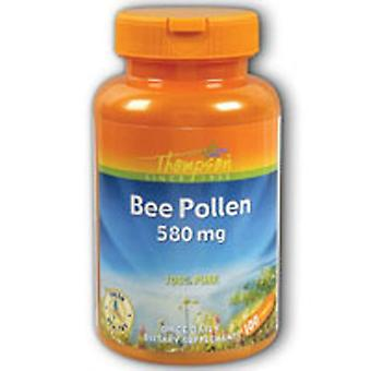 Thompson Bee Pollen, 580 MG, 100 onglets