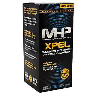 Maximum Human Performance Xpel Maximum Strength Diuretic, 80 Caps
