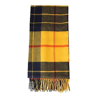 Comme Des Garçons Shirt W282003 Men's Yellow Wool Scarf