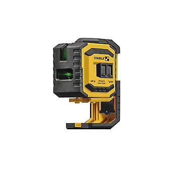 Stabila LAX 300 G Cross Line Laser Level STBLAX300G