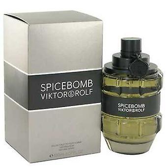 Spicebomb By Viktor & Rolf Eau De Toilette Spray 5 Oz (men) V728-515871