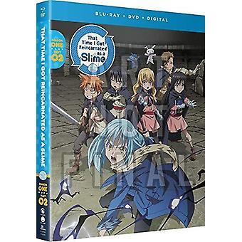 That Time I Got Reïncarneerde Slijm: Ssn 1 - Pt 2 [Blu-ray] USA import