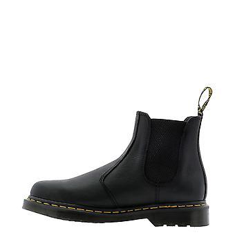 Dr. Martens Dms2976bkam25600001 Men's Black Leather Ankle Boots