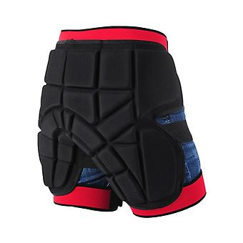 Adult Men/women Protective Hip Pad, Snowboard Activity Shorts