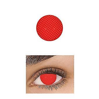 Elev Cover, Blind kontaktlinser til Halloween eller Cosplay