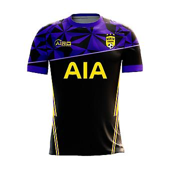 North London 2020-2021 Away Concept Football Kit (Airo) - Womens