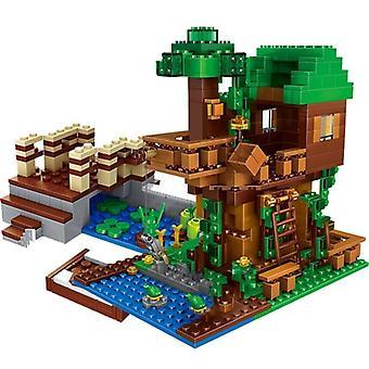 Minecrafting, כפר, וורהורס אבני בניין העיר, תואם לגו