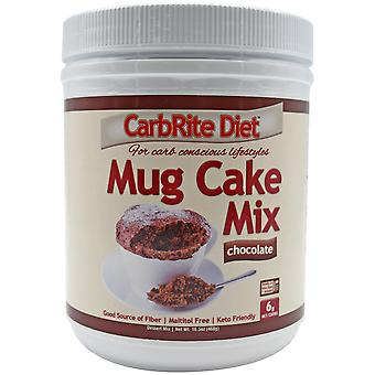 Universal Nutrition CarbRite Diet Low-Carb Mug Cake Mix