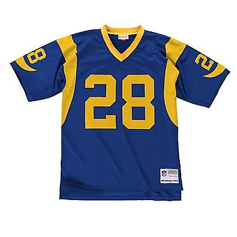 Mitchell & Ness Nfl St. Louis Rams Marshall Faulk 1999 Legacy Jersey