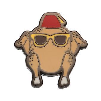 Friends Cool Turkey Badge
