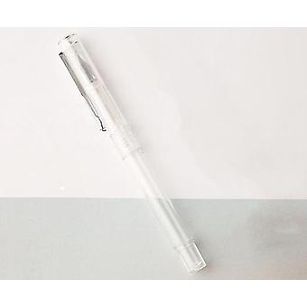 Transparent Clean Fountain Pen For Art Creation, Painting, And Font Design