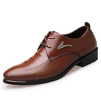 أزياء رجال الأعمال اللباس الجلود المتسكعون الأحذية