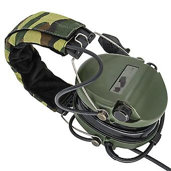 Tactical Hunting Anti-noise Sordin Headphones Airsoft Military Standard Headset