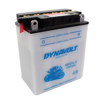 Dynavolt CB12ALA High Performance Battery With Acid Pack