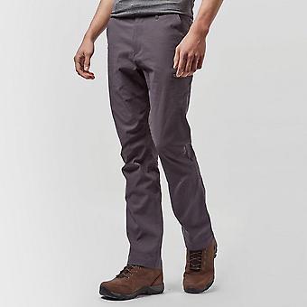 Brasher Men's Stretch Walking Trousers Grey
