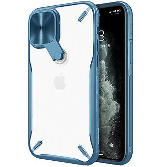 Nillkin Cyclops Case - for iPhone 12 Pro / iPhone 12 - blue