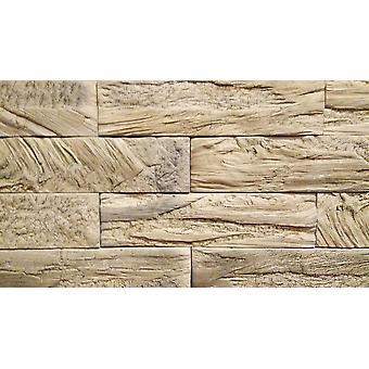 New Polyurethane Molds Model Concrete Plaster Wall Stone Cement Tiles Brick
