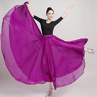 الاسبانية الفلامنكو الرقص اللباس