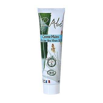 Organic hand cream 100 ml of cream