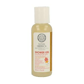 Vitamin Shower Gel (Travel Format) 50 ml of gel