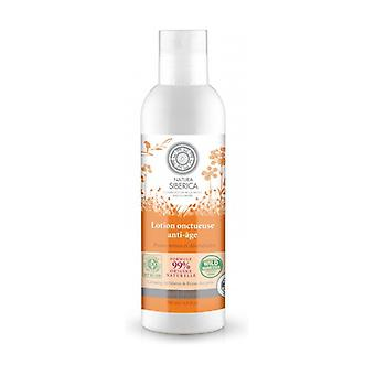 Creamy anti-aging lotion for dull & devitalized skin 200 ml