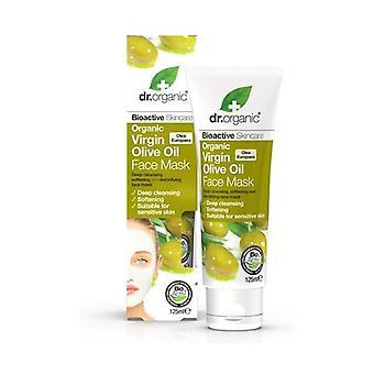 Organic Olive Face Mask, 125 ml - maschera viso 125 ml of cream
