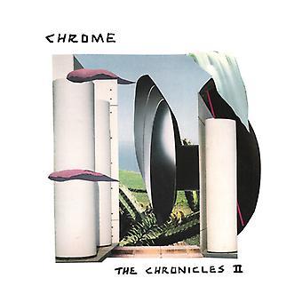 Chrome - Krönikor II [Vinyl] USA import