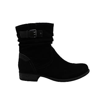 Earth Women's Shoes Avani butternut Leather Closed Toe Ankle Fashion Boots