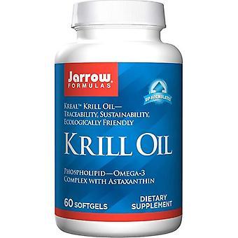 Jarrow Formulas Krill Oil Softgels 60
