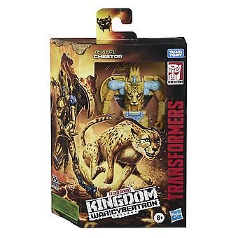 Transformers Cheetor WFC Deluxe Series Figure