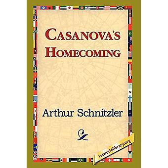 Casanova's Homecoming by Arthur Schnitzler - 9781421820729 Book