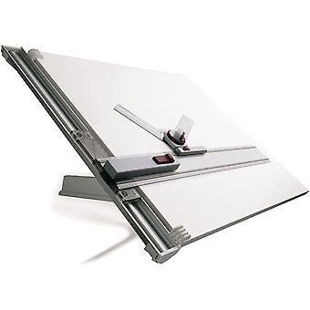 rOtring Drawing Table, A2 Size, Grey/White
