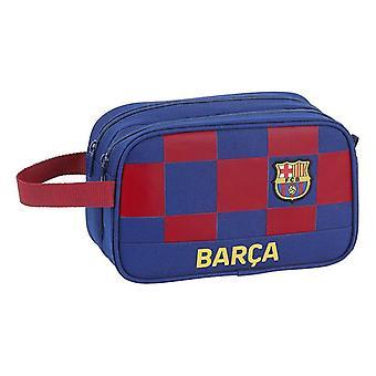 Koulun wc-laukku F.C. Barcelona 19/20 Navy Blue
