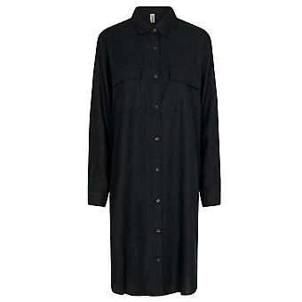 SOYACONCEPT Black Shirt 17406