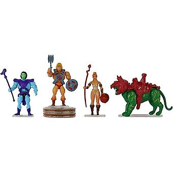 Worlds Smallest Motu Micro Action Figs USA import