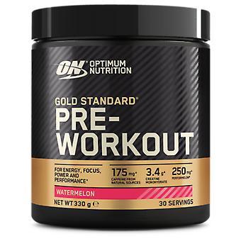Optimal Nutrition Gold Standard pre-workout 330 gr
