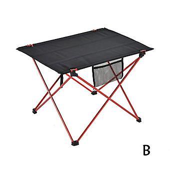 Ulkona taitettavat kannettavat retkeilykalusteet Piknikpöydät Ultra Light Anti Slip