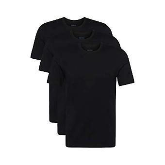 BOSS T- Shirt Col Rond Men's Regular Fit T-shirt, 3 Piece Pack, Black, XX-Large