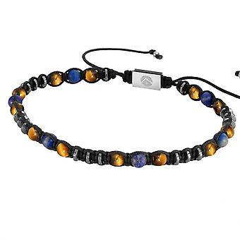 Bracelet Homme  Zeades NAMIBIA - ZMB02569 Acier Bleu