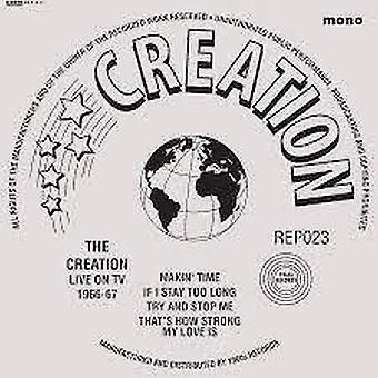 The Creation – Live på Radio & TV 1966-1967 Vinyl