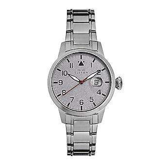Elevon Stealth Bracelet Watch w/Date - Grey