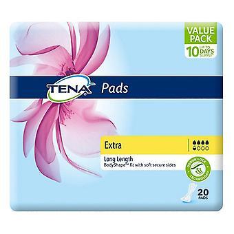 Incontinence Sanitary Pad Lady Extra Tena (20 uds)