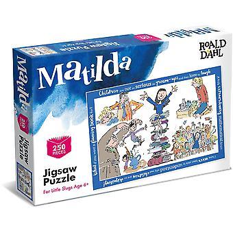 University Games Roald Dahl Matilda Puzzle