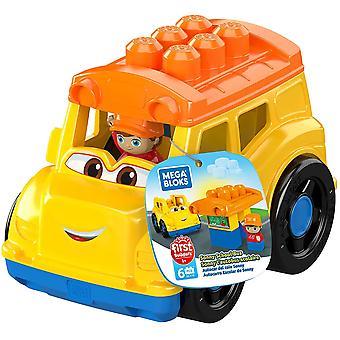 Fisher Price - Mega Bloks First Builders Sonny School Bus