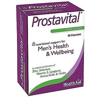 HealthAid ProstaVital Kapseln 90 (803387)