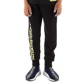 DSQUARED2 Kids Black Edtn 04 Tape Jogging Pant