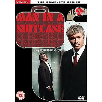 Man In A Suitcase - Complete Series DVD